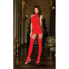 Dreamgirl Moscow Garter Dress