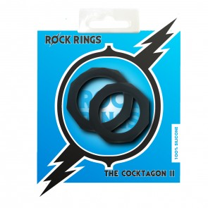 Rock Rings The Cocktagon ll