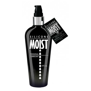 Silicone Moist Personal Lubricant