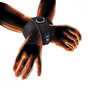 SXY Perfectly Bound Deluxe Neoprene Cross Cuffs