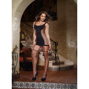 Dreamgirl Capri Garter Dress