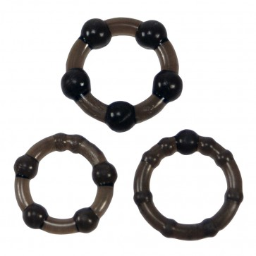 Linx Easy Squeeze Cock Ring Set