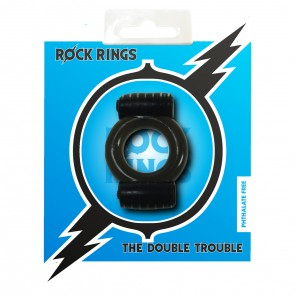 Rock Rings The Double Trouble