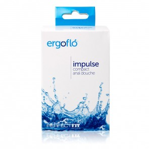 Perfect Fit ErgoFlo Impulse Compact Anal Douche
