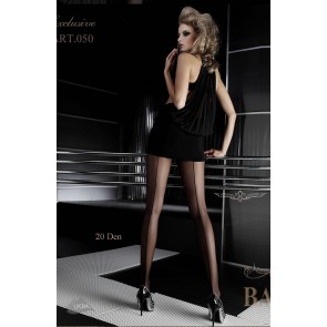 Ballerina 050 Tights Nero (Black)