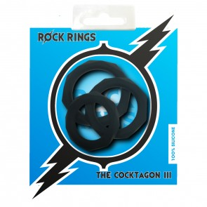 Rock Rings The Cocktagon lll