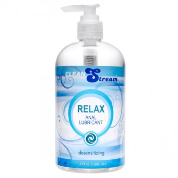 Clean Stream Relax Desensitising Anal Lubricant 503ml