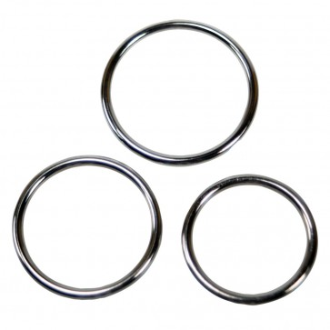 Linx Trilogy Cock Ring Set