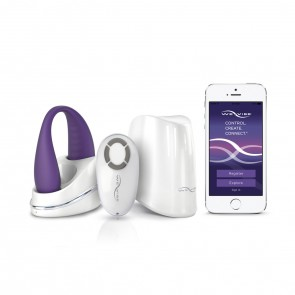 We-Vibe Classic Rechargeable Couples Vibrator