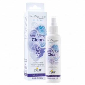 We-Vibe Clean Alcohol-Free Toy Cleaner Spray 100ml