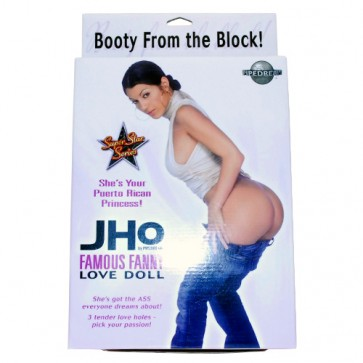 JHo Famous Fanny Love Doll