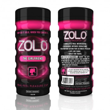 Zolo The Girlfriend Male Masturbator Cerise