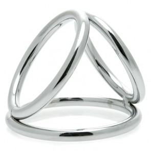 The Triad Chamber Cock and Ball Ring