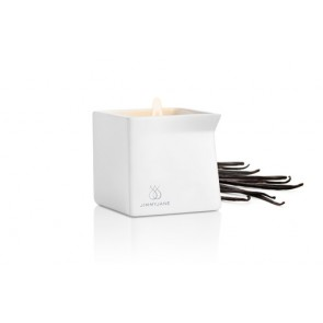 Jimmyjane Afterglow Massage Candle - Dark Vanilla