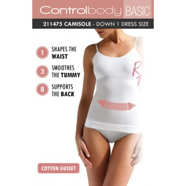 Control Body Basic Shaping Camisole - Medium Support