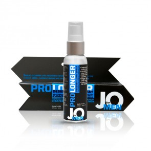 JO for Men Prolonger Desensitising Spray 60ml