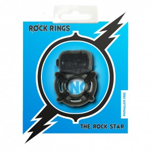 Rock Rings The Rock Star