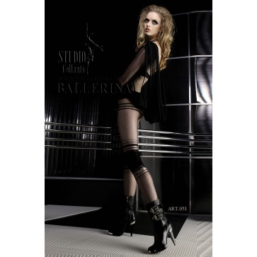 Ballerina 051 Tights Nero (Black)