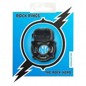 Rock Rings The Rock Hero