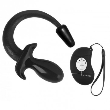 Master Series Good Boy Wireless Vibrating Remote Puppy Plug