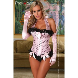 Provocative Magic Moments Corset