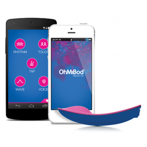 OhMiBod Bluemotion App-Controlled Massager
