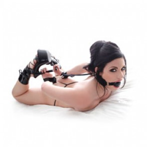 Fetish Fantasy Series Gag & Wrist Restraint