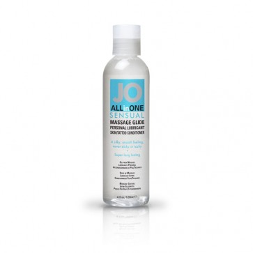 JO All-in-One Massage Glide 120ml - Sensual